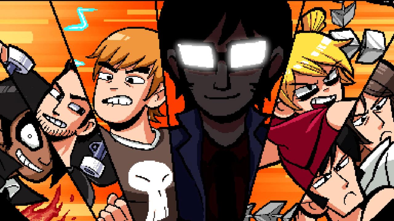 Scott Pilgrim vs The World - The Game